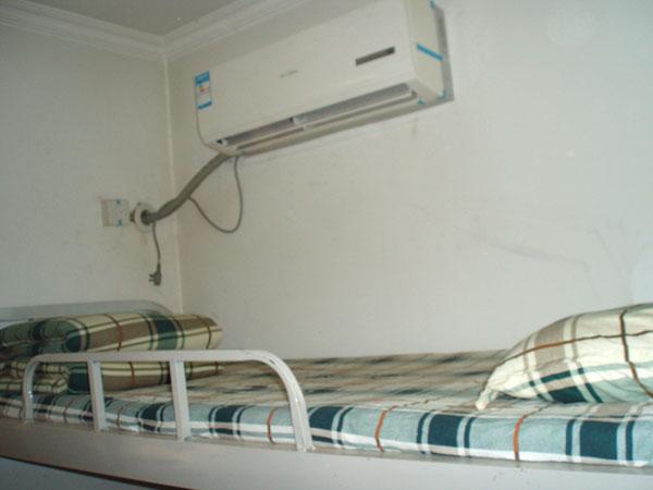 住宿求职公寓空调